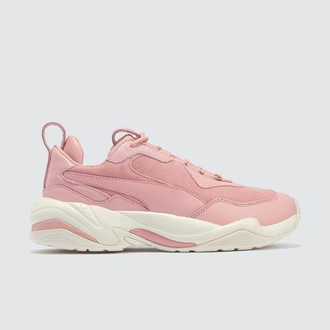 puma thunder fire粉色球鞋
