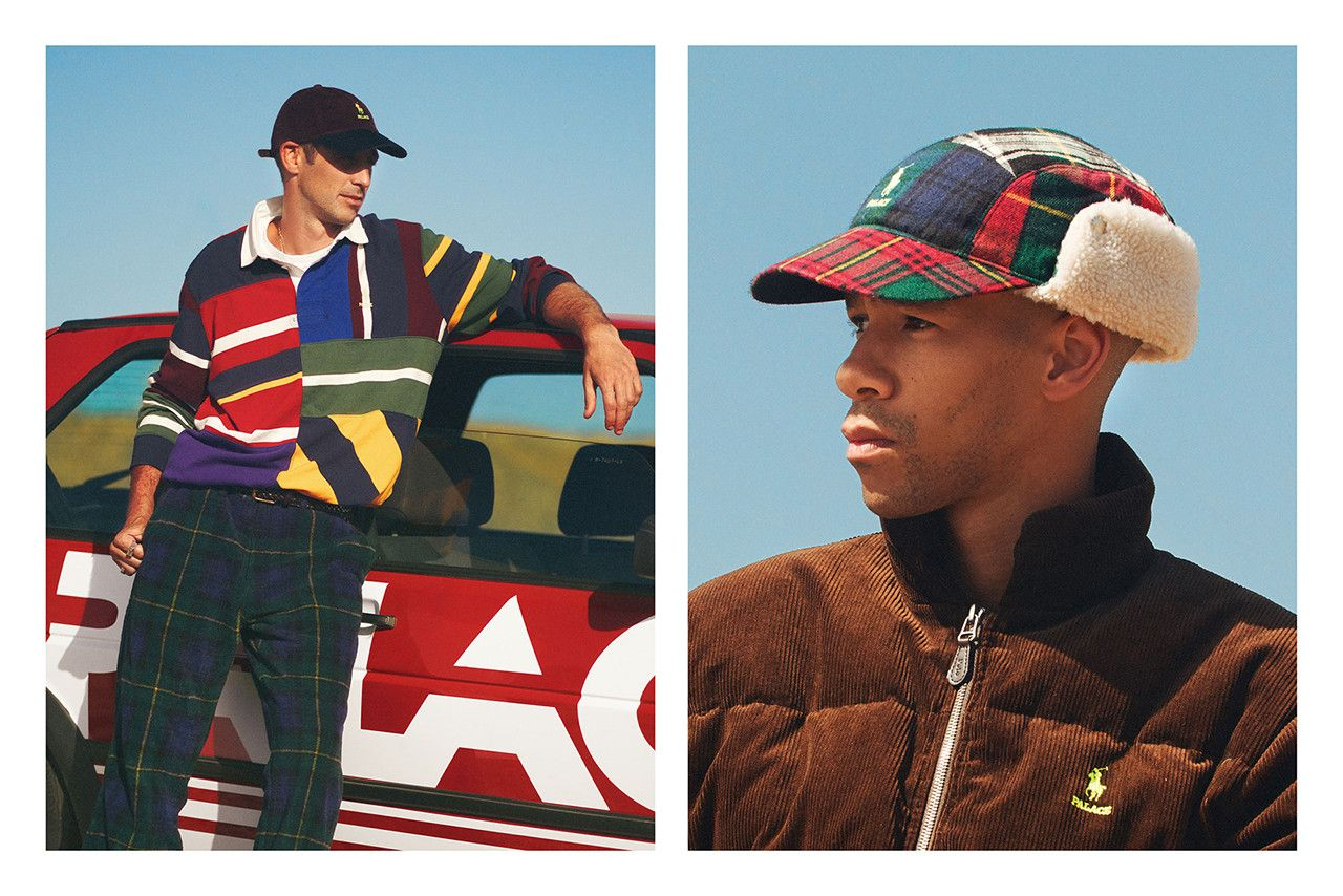 7fc8a0b501 Check Out The Long-Awaited Palace x Ralph Lauren Lookbook