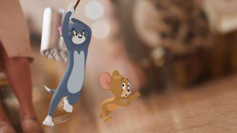 湯姆貓與傑利鼠真人版電影