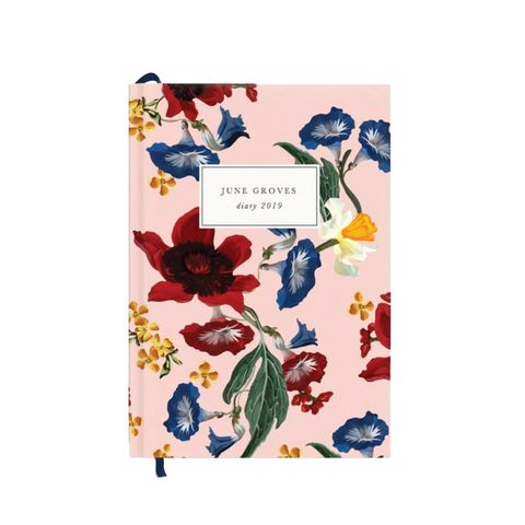 Papier creates personalised notebooks and diaries, collaborating with artists and fashion brands, such as Mother Of Pearl