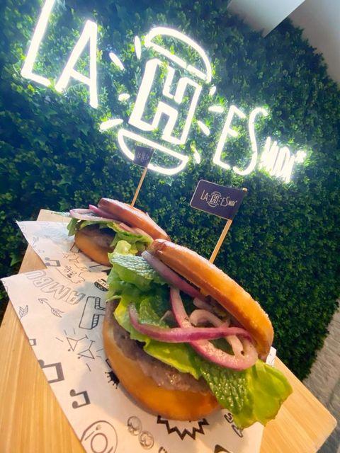 hamburguesa dela h es muda para celebrar el año nuevo chino 2021