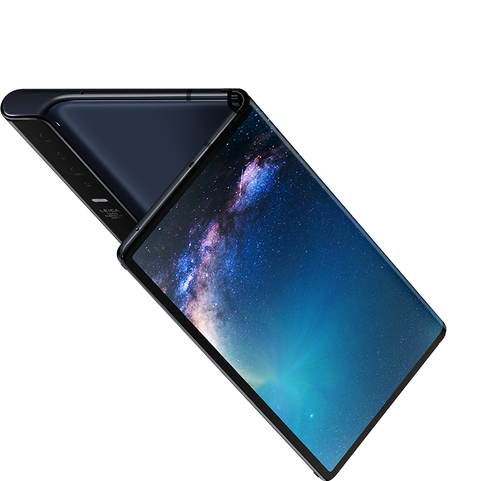 Huawei Mate X Mobile World Congress
