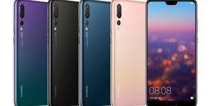 Huawei P20 Pro lanzamiento