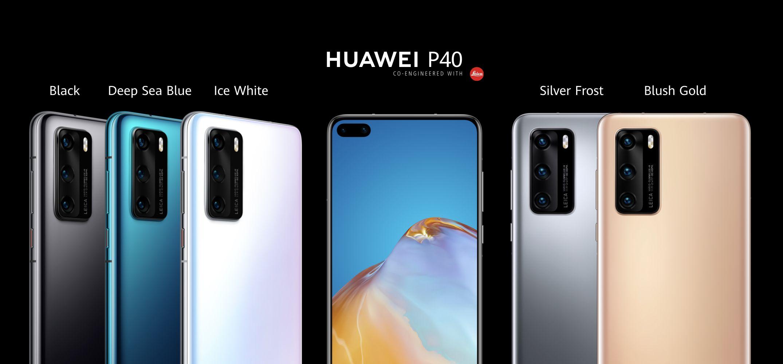 La Cina riparte, Huawei cala i P40