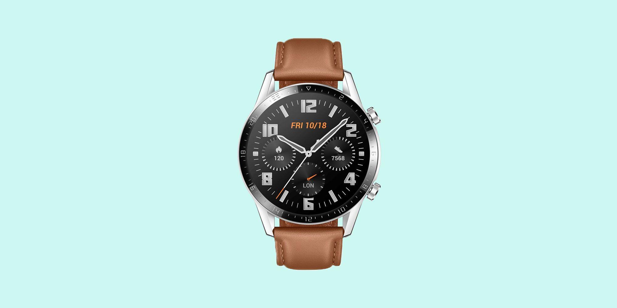 Huawei Watch GT 2 Classic Edition