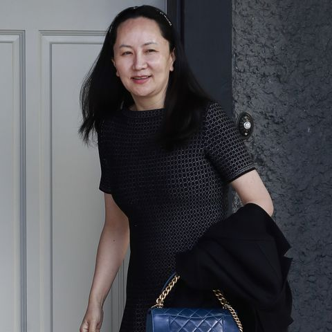 Huawei's CFO Meng Wanzhou Attends Court Hearing On Her Extradition Proceedings