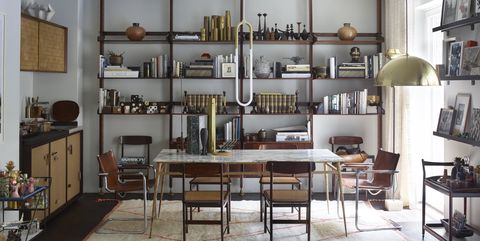 Shelf, Furniture, Room, Shelving, Building, Interior design, Ceiling, Table, Architecture, House,
