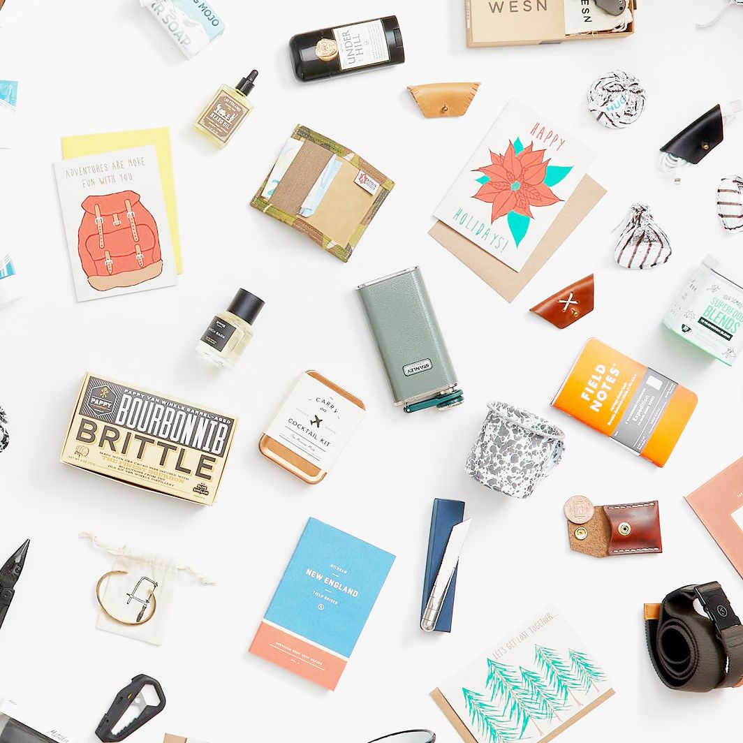 Daily Deal: Huckberry Marked Down a TON of Gift Items for the Holidays