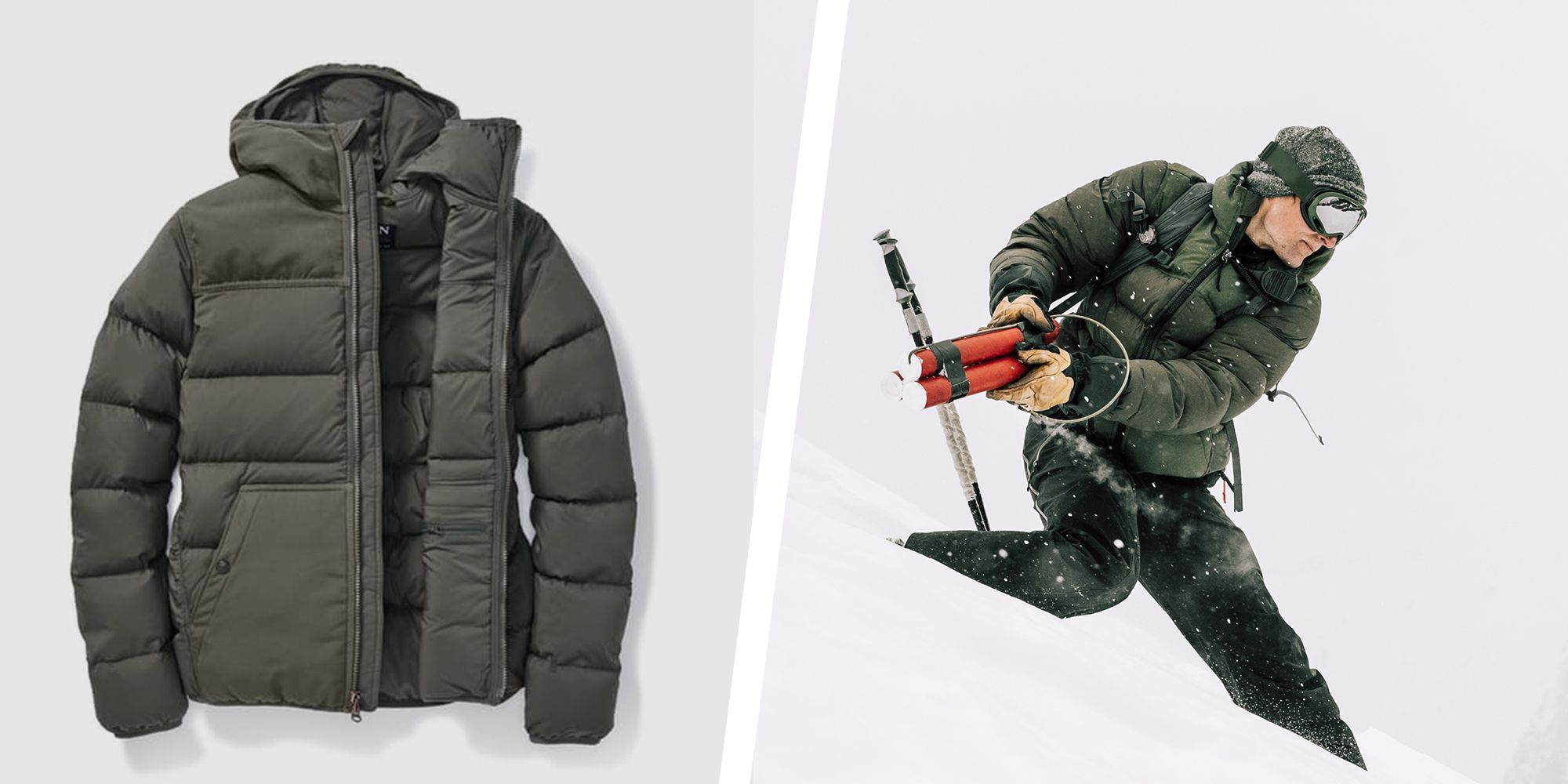 Huckberry Is Having a Massive Sale on Men's Outerwear Today