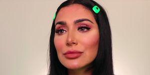 huda beauty dissolved lip filler