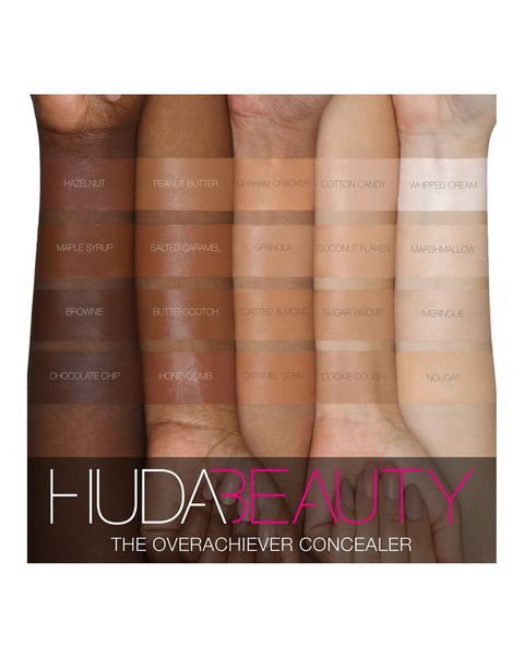 The Overachiever Concealer by Huda Beauty #10