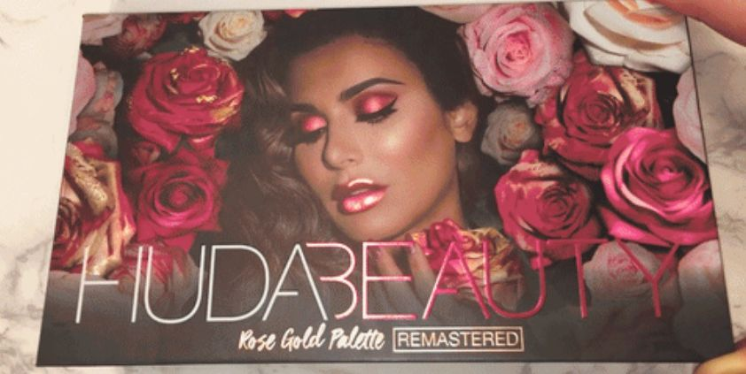 Huda Beauty Rose Gold Remastered Eyeshadow Palette All The Details