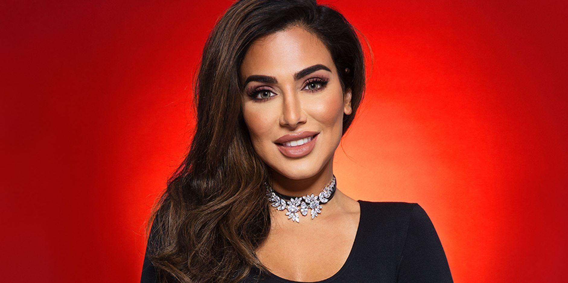 Huda Kattan spends more than $4,000 a month on makeup