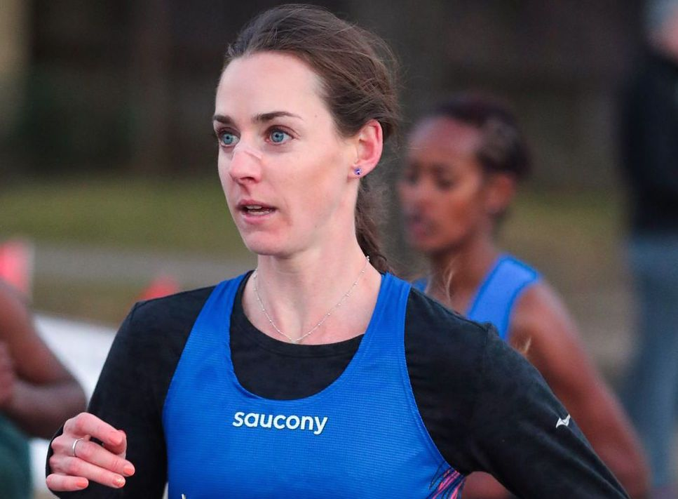 How Molly Huddle Is Bouncing Back From Boston