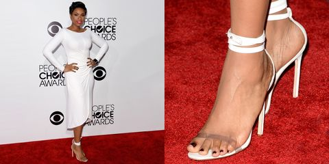 137d0732c211 The Most Uncomfortable-Looking Shoes Celebrity Have Ever Worn ...