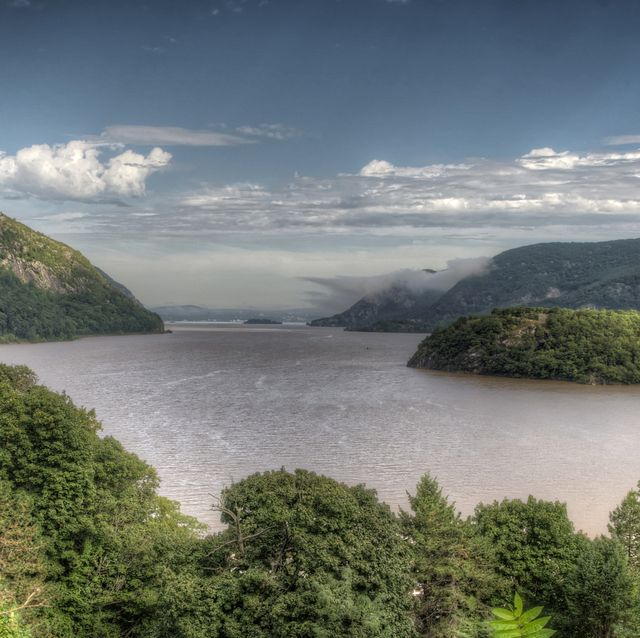 hudson valley from west point
