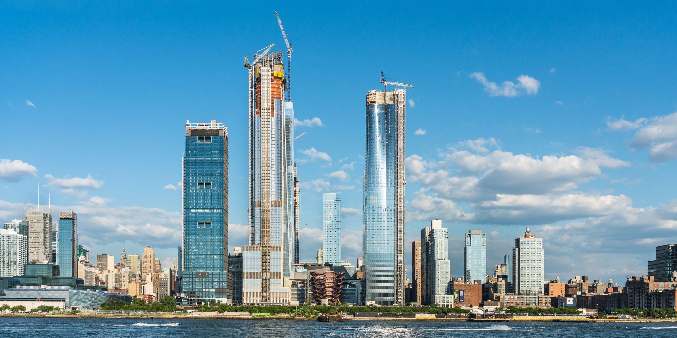 Hudson Yards Development - New York
