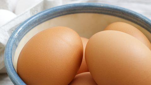 huevos duros al microondas