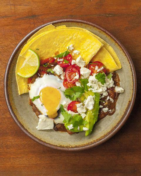 huevos rancheros slow cooker stew