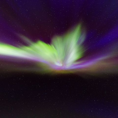 Huge Solar Storm Created Dazzling Auroras In Iceland