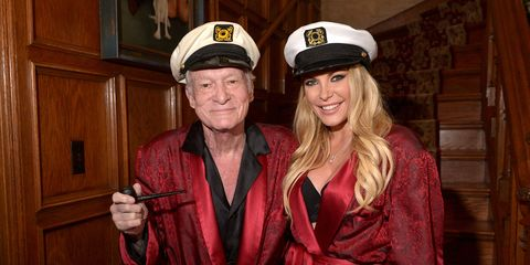 Hugh Hefner's 31-year-old wife won't inherit a penny following his death