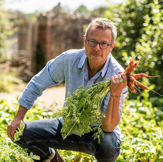 meet hugh fearnley whittingstall at river cottage