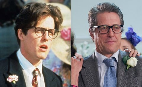 One Red Nose Day and a Wedding, Hugh Grant