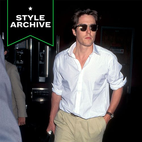 When Hugh Grant Dressed For An Art Heist On The French Riviera