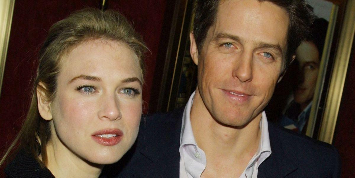 Hugh Grant reconoce que Renée Zellweger es una de las pocas actrices con las que mantiene contacto