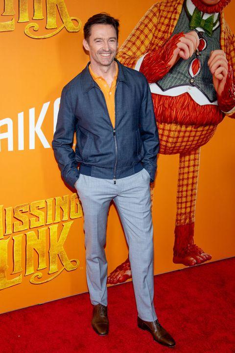 Hugh Jackman, estiloHugh Jackman, lookHugh Jackman