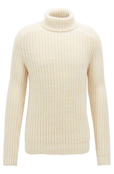 Clothing, Sweater, Wool, Outerwear, Neck, Sleeve, Jersey, Beige, Top, Woolen,