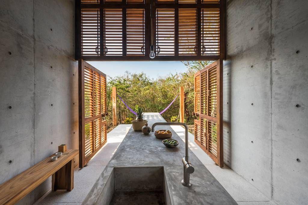Airbnb huis casa tiny
