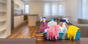 De 6 gewoonten van mensen met een schoon en opgeruimd huis