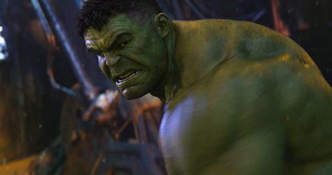 'Avengers: Infinity War' Director Finally Reveals Why Hulk Refused to Fight