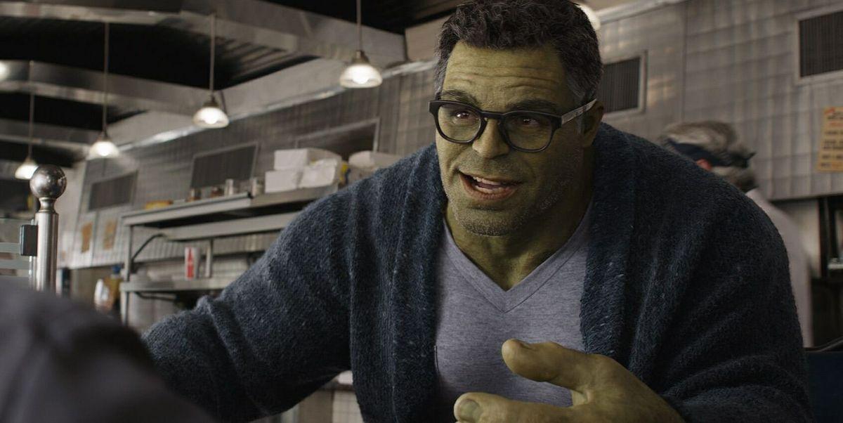 Una escena eliminada de 'Vengadores: Infinity War' muestra la transformación de Profesor Hulk