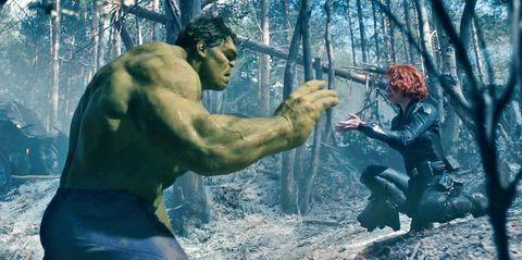 Hulk viuda negra