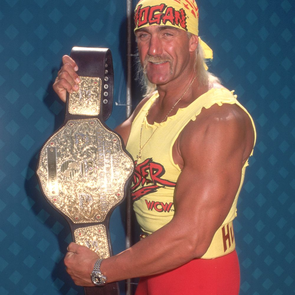 1980s — Hulk Hogan wrestling fad