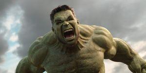 hulk thor ragnarok vengadores infinity war
