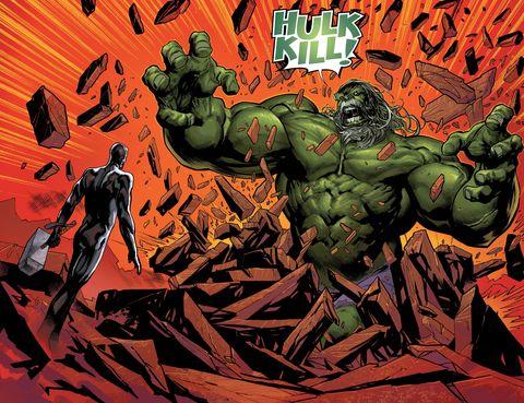Hulk villano