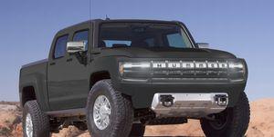 2021 Hummer EV truck
