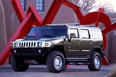 Gm Could Bring Hummer Back With Electric Suvs