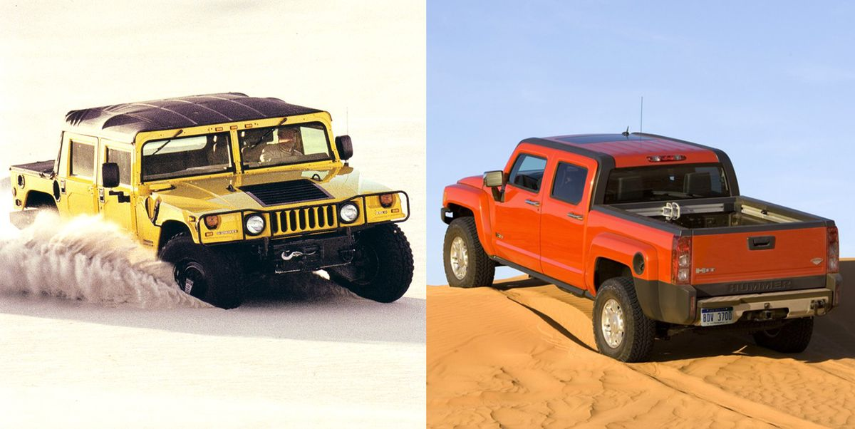 20 Facts About Hummer