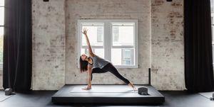Centro de yoga Humming Puppy Yoga Studio en Sidney (Australia). De Karen Abernethy Architects