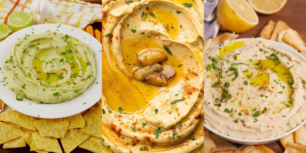 These Hummus Recipes Will Change The Way You Snack Forever