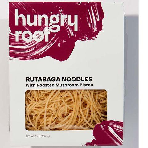 hungryroot rutabaga noodles