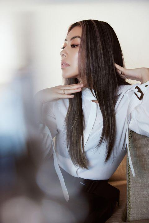 蔡詩芸保養彩妝香水平時愛用品