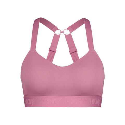 hkmx sport bh hardloopkleding hardlopen ondergoed sportkleding sportondergoed roze