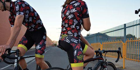 HUNTER BROTHERS Cycling Kits