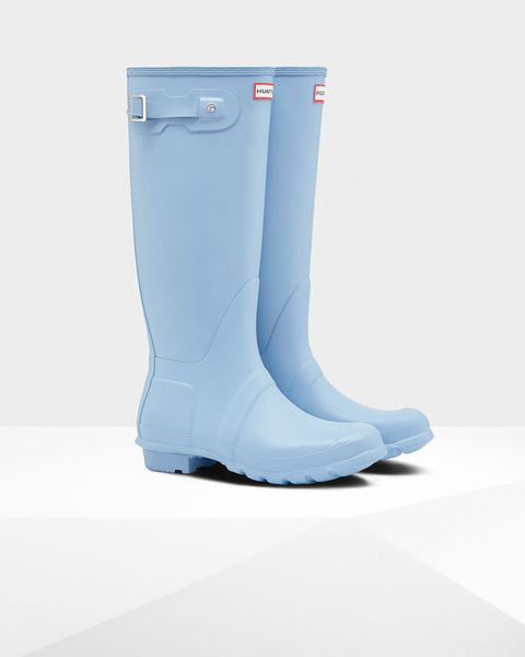 Footwear, Shoe, Blue, Boot, Rain boot, Riding boot, Work boots,