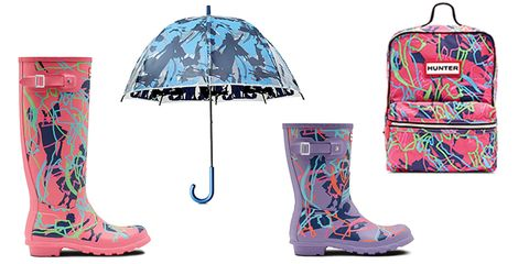 Hunter Boots Just Released a Mary Poppins Inspired Collection